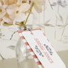 'Love Is All You Need' Wedding Place Name Tags-Tied to a Bottle