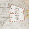 'Love Is All You Need' Wedding Place Name Tags