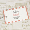 'Love Is All You Need' Wedding Place Name Tags-Bride
