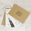 'Lucky Arrows' Wedding Thank You Card Tags, Showing All Pages