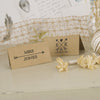 'Lucky Arrows' Wedding Place Name Cards on Kraft