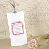'Ornate Frame' Wallet Wedding Invitation