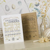 'Vintage' Wedding Thank You Cards
