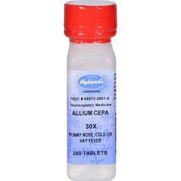 Hyland's Allium Cepa 30x - 250 Tablets