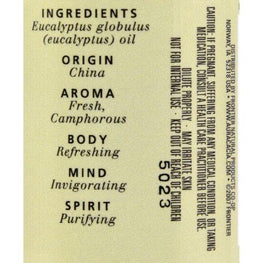 Aura Cacia - Essential Oil Eucalyptus Pure - 2 fl oz