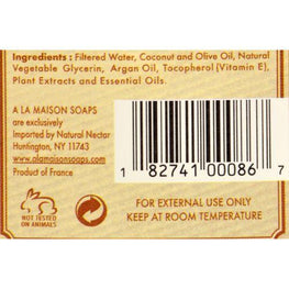 A La Maison - French Liquid Soap - Honeysuckle - 16.9 oz