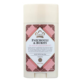 Nubian Heritage Patchouli and Buriti - Soap - 2.25 oz.