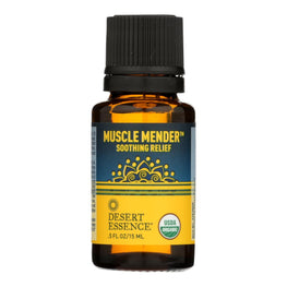 Desert Essence - Essential Oil - Muscle Mender - Case of 1 - .5 fl oz.