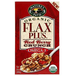 Nature's Path Flax Plus Berry Cereal (12x10.5 Oz)