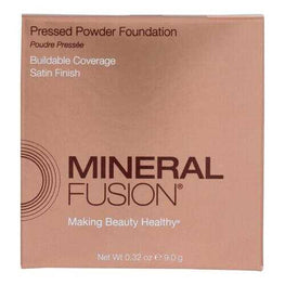 Mineral Fusion - Pressed Powder Foundation - Warm 1 - 0.32 oz.