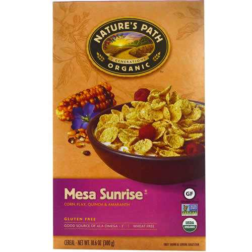 Nature's Path Mesa Sunrise F Cereal (12x10.6 Oz)