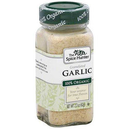 Spice Hunter Granulated Garlic (6x2.7 Oz)