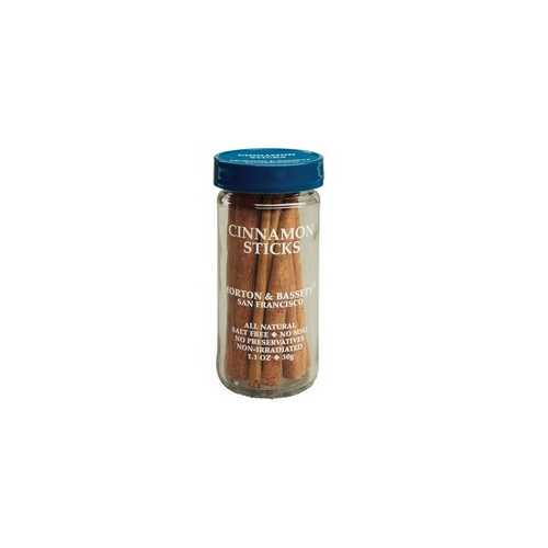 Morton & Bassett Cinnamon Sticks (3x1.1Oz)