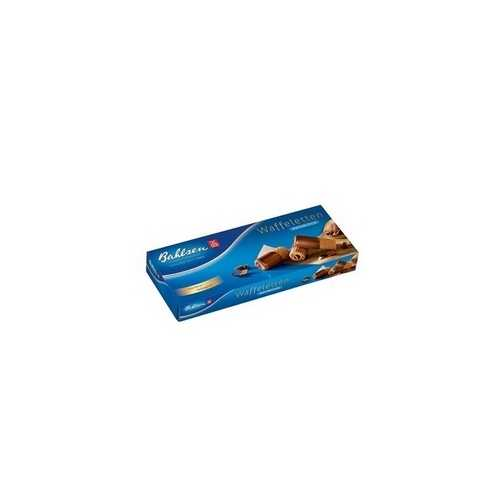Bahlsen Milk Chocolate Wafer Rolls (12x3.5Oz)