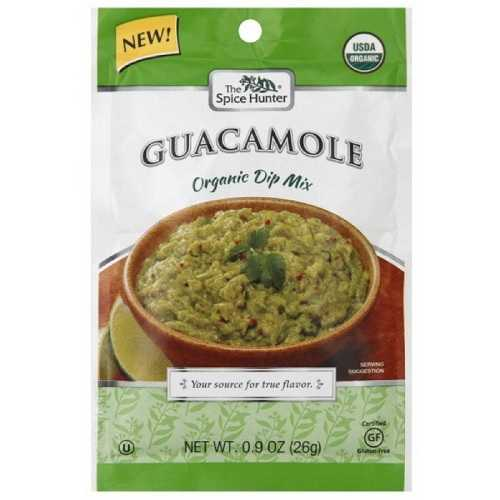 The Spice Hunter Guacamole Dip Mix  (12x0.9 OZ)