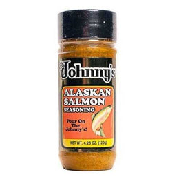 Johnny's Alaskan Salmon Seasoning (6x4.25 OZ)