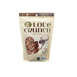Nature's Path Love Crunch Dark Chocolate Macaroon (6x11.5 OZ)