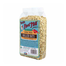 Bob's Red Mill Rolled Oats Bulk (1x25LB )