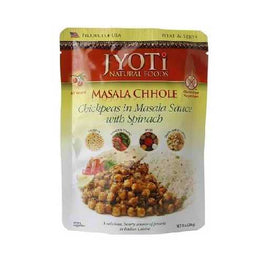Jyoti Indian Cuisine Masala Chhole (6x10OZ )