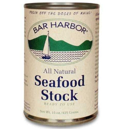 Bar Harbor Seafood Stock (6x15OZ )