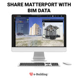 3D Tour Add-On | Distribution | BIM SHOWCASE PLAYER by E-Building
