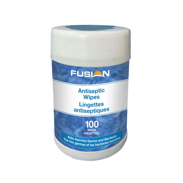 Antiseptic Wipes 100pc Tube-Alcohol Based