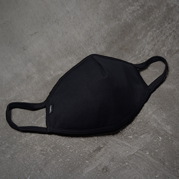Civil Washable Reusable Mask Black