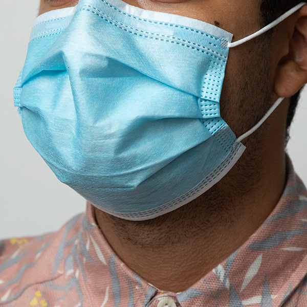 Disposable Face Mask ASTM Level 3