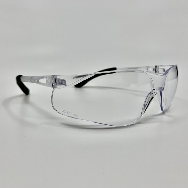 Safety Glasses With Anti-Fog Lenses