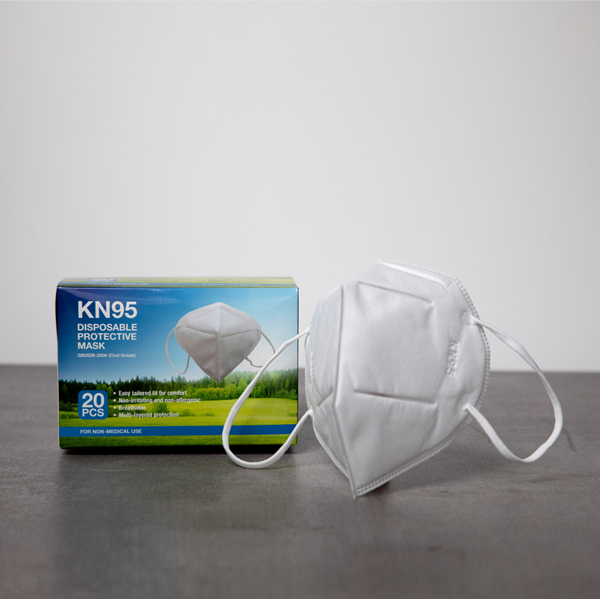 KN95 Disposable Protective Mask
