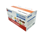 Dent-X 3-Ply Kids Mask ASTM Level 3 - Box of 50
