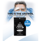 Crystalview XTREME - Anti-Fog Wipe Treatment