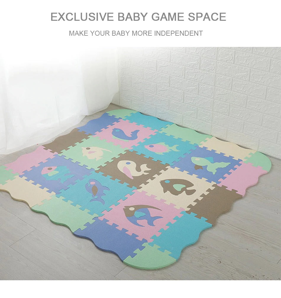 Exclusive Baby Game Space