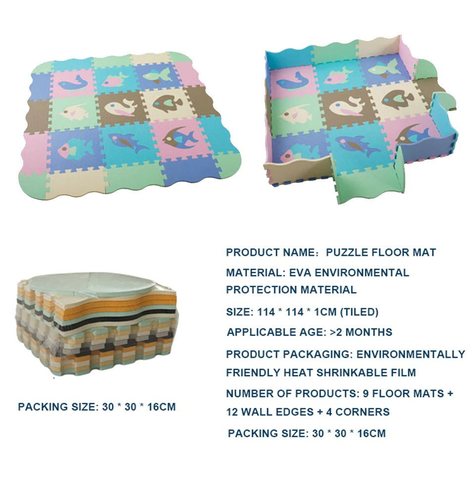 Kids Rugs Product Specs name, material, size, product packaging
