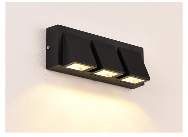 Wall light black model