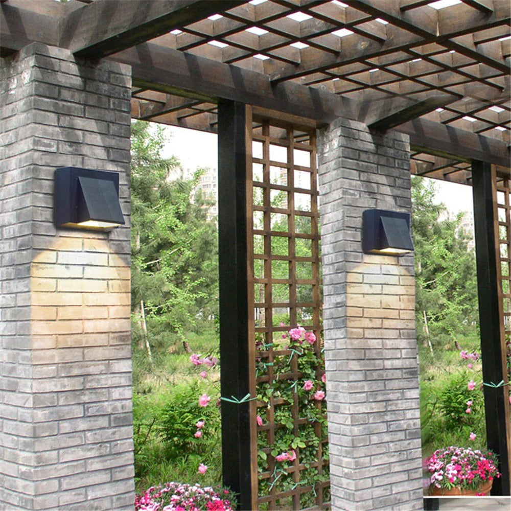 Wall light outdoor model two