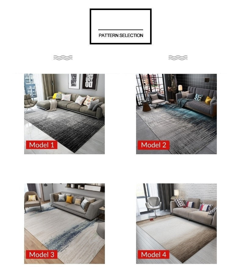 abstract rugs all models