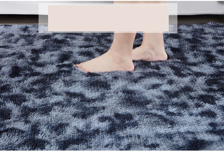 soft rug. Widely used in bedrooms and living rooms.