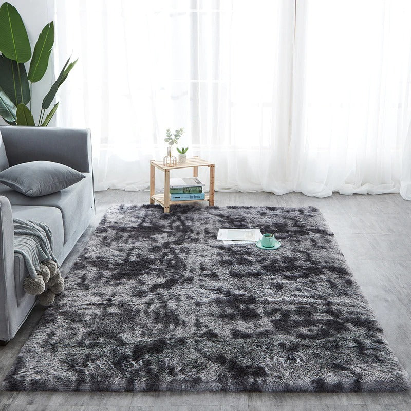 Soft Rug Dark Gray