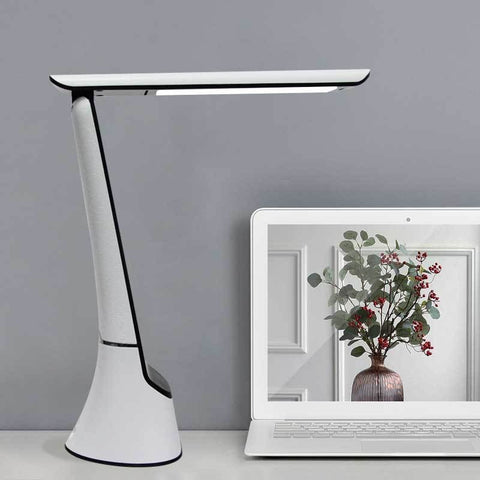 Desk lamp multi function white model