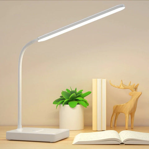 Desk lamp white model