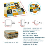 Kids Rugs Specs Material Sizes Product Packaging