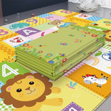 Kids Rugs Yellow Lion model