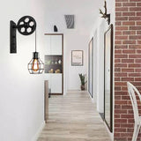 Wall lamp product model 1 hallways picture