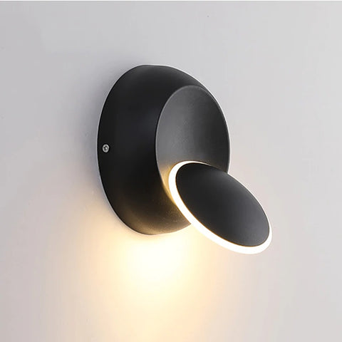 Wall Lamp black model two