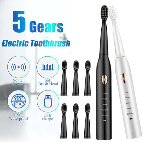 Electric Toothbrush. 40000 vibrations.