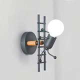 Wall sconce gray model