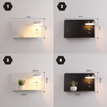 Wall sconce all models general picture