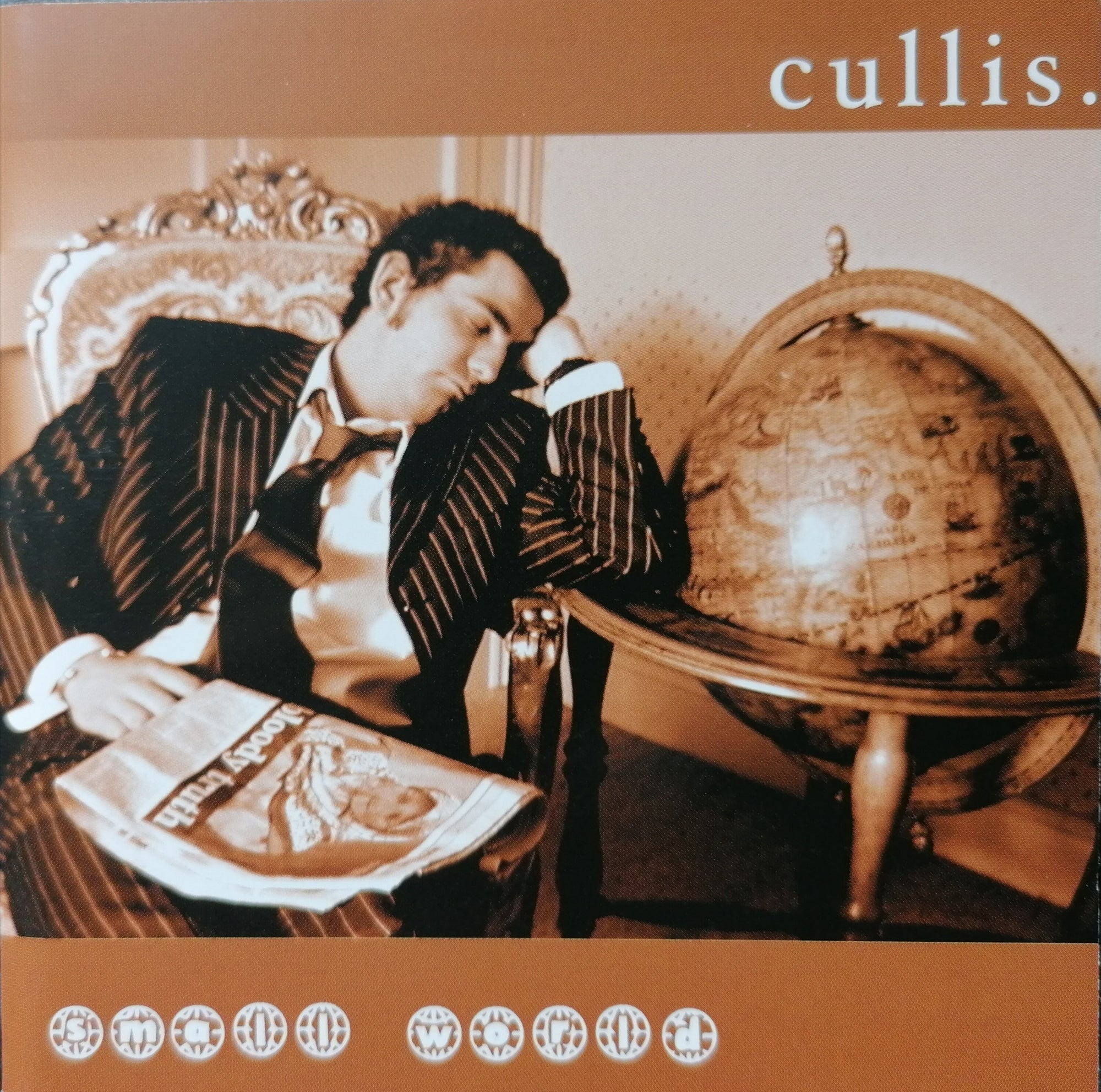 Cullis – 'Mr Apathy'
