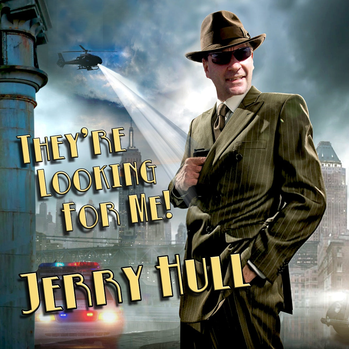 Jerry Hull – 'They're Looking for Me'
